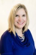 Photo of Jennifer Gauthier, VP Human Resources